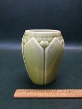 Vintage 1947 ROOKWOOD Light Green Glaze Vase #2090 XLVII