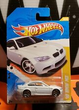 "2011 HOT WHEELS NEW MODELS ** '10 BMW M3 ** #26 1:64 "" BAD CARD """
