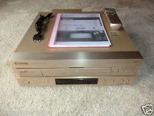 Pioneer DVL-909 LaserDisc LD / DVD-Player, Region Codefree, FB, 2 Jahre Garantie