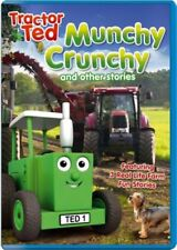 Tractor Ted - Munchy Crunchy and other stories - New DVD