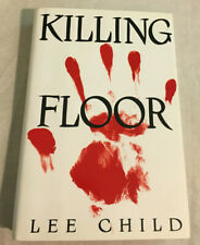 Killing Floor No. 1 by Lee Child (1997, Like New Hardcover, 1st, 1st)
