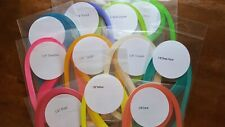 """1/8"""" New Assorted Quilling Papers"""