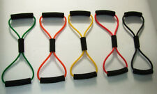 Resistance Bands Latex Elastic Bands Strength Training x5 Exercise