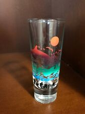 Ixtapa Zihuatanejo Mexico 4'' Tall Shot Glass