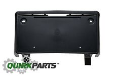 1998-2002 Lincoln Continental Front License Plate Mounting Bracket Holder OE NEW