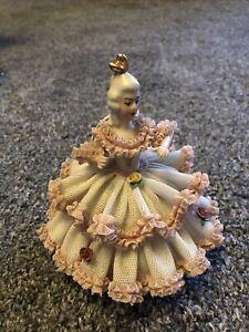 Vintage Lady Figurine