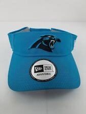 New Era Carolina Panthers Blue 2017 Training Camp Official Visor - NFL $26