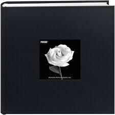 "Pioneer Photo Album 4""X6"" 200 Pocket Album Navy Blue"