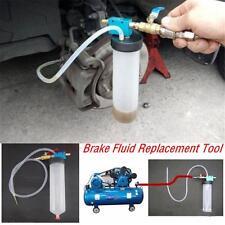 Auto Car Truck Brake System Fluid Bleeder Kit Hydraulic Clutch Oil One Man Tool