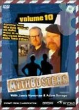 Mythbusters Volume 10 TV Vol Ten New DVD Region 4