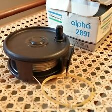 VG Condition Shakespeare Fishing Reel with VG Line ,box has wear