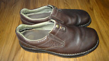 Used Merrell World Legend Mens Size 10 Brown Shoes