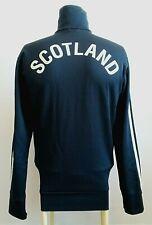 Adidas Scotland Rare Retro Vintage Track Jacket S / Euro World Cup