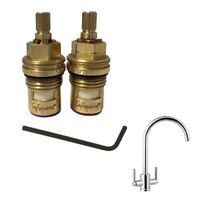 Howdens Garda Replacement (1427R) Valves Cartridge Pair TAP3521, 3531
