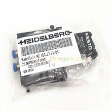 1PC M2.184.1111/05 MEBH-4/2-QS-4-SA,Heidelberg SM102 CD102 CX102 4/2 Way #Q91 ZX