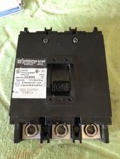 Square D Q2L3125H Circuit Breaker 3 Pole 125 Amp 240Vac