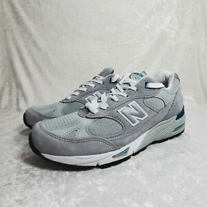 New Balance M991GT Men's Size 9 Sneakers Athletic Shoes Gray