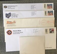 Pro Lacrosse Mailing Envelopes -8 Diff Teams🥍🥍🥍