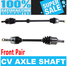 Front 2x CV Axle Assembly for HYUNDAI ACCENT 06-11 Automatic Transmission