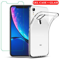 CLEAR Gel Shockproof Case For iPhone 11, 11 Pro Max XR X XS 8 7 6 Max Silicone