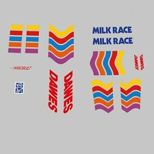Dawes Milk Race Bicycle Decals-Transfers-Stickers n.50