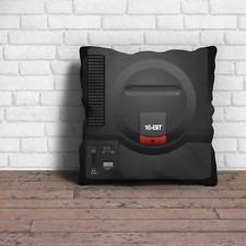 """12"""" Cojín De Sofá Consola Sega Mega drive juegos diseño inspirado en"""