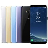 Samsung Galaxy S8 Smartphone-Choose GSM Unlocked or AT&T T-Mobile Verizon Sprint
