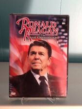 RONALD REAGAN: THE GREAT COMMUNICATOR (DVD, 2004, 2-Disc Set) BRAND NEW