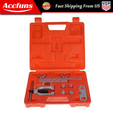 Bubble Flaring Tool Kit For Automotive Brake Line 475mm 6mm 8mm 10mm