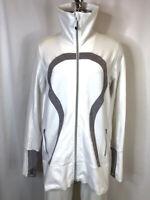 LULULEMON Women Size 12 White Jacket