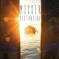 Misser - Distancing (2013)  CD EP  NEW  SPEEDYPOST