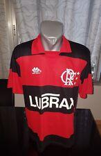 80's vintage t-shirt days sports C.R flamengo Bib 8 size G/l