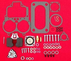 Weber 38 DGAS DGMS Carburettor Service Kit  screw kit  float bearings FORD V6