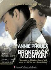 Brokeback Mountain: Complete & Unabridged By Annie Proulx, Campbell Scott.