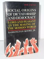 Social Origins of Dictatorship and Democracy   Lord and Peasant in the Making of