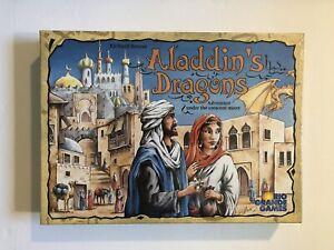 ALADDIN'S DRAGONS Board Game Rio Grande 2000 Richard Breese NEW SEALED