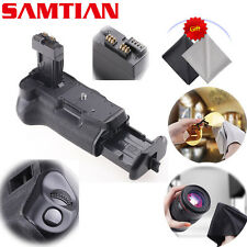 Battery Grip Canon 550D 600D 650D 700D Rebel T2i T3i T4i T5i +2Pcs Lens Cloth