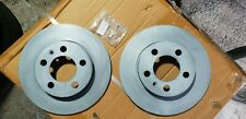 ATE Discs FOR Audi A3 TT SKODA OCTAVIA VW BORA GOLF 24.0109-0133.1
