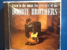 DOOBIE. BROTHERS.      VERY. BEST. OF. DOOBIE.  BROTHERS.    LISTEN TO THE MUSIC