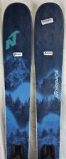 New listing 20-21 Nordica Santa Ana 98 Used Women's Demo Skis w/Bindings Size 158cm #347070