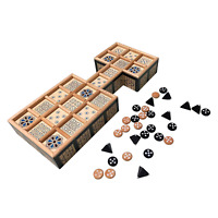 WE Games The Game of UR, Board Game