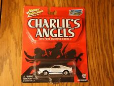 Johnny Lightning Charley's Angels 2003 Ford Mustang Cobra,  mint on sealed card