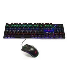 Sumvision Nemesis Pantheon Mechanical Keyboard and Gaming Mouse Bundle