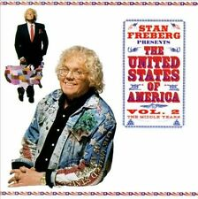 Stan Freberg Presents The United States Of America, Vol. 2, The Middle Years