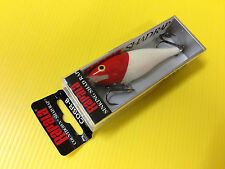 Rapala Countdown Sinking Shad Rap CDSR-8 RH, Red head Color Lure, NIB.