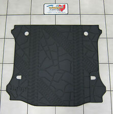 07-18 Jeep Wrangler JK Unlimited 4-Door Rubber Cargo Tray Floor Slush Mat Mopar