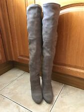 Sammy Over The Knee Boot Size 4