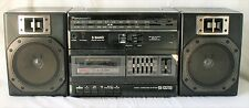 Vintage Panasonic Portable Stereo Component System 5 Band EQ RX-CS700 BoomBox