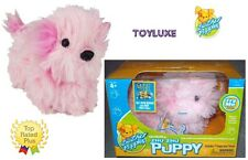 Zhu Zhu Puppies Pet PUPPY STAR Dog Long Hair Interactive Play Toy w/ Brush NEW !