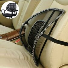 2x Mesh Lumbar Back Brace Support Office Home Car Seat Chair Cushion for Summer